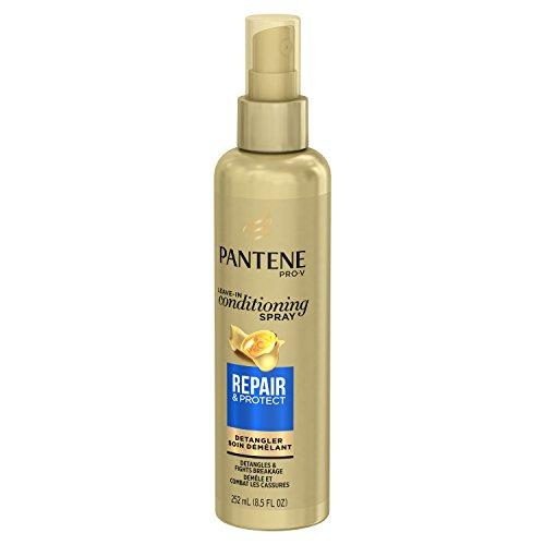 080878044948 - Pantene Pro-V Medium-Thick Hair Solutions Silkening Detangler 8.50 oz (Pack of 3) carousel main 3
