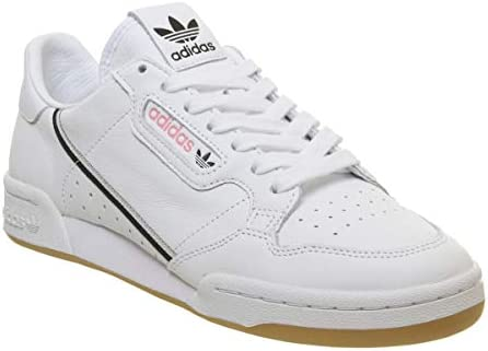 7d43d87cdc Adidas Originals X Tfl Continental 80 Niño Zapatillas Blanco: Amazon ...