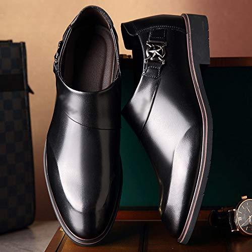 ginnastica scarpe Nero da scarpe lavoro estiva scarpe d'affari uomo scarpe da WFL da da uomo ufficio da Scarpe pw4xPqnzC