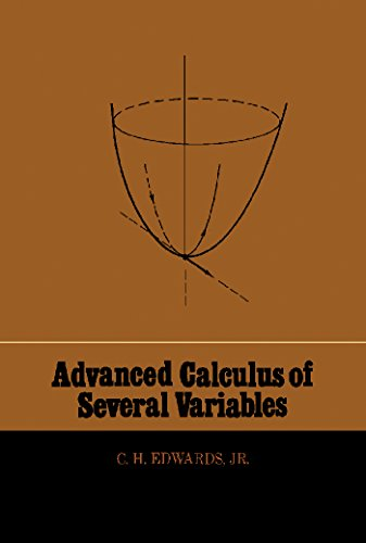 Advanced calculus of several variables ebook c h edwards amazon advanced calculus of several variables by edwards c h fandeluxe Gallery