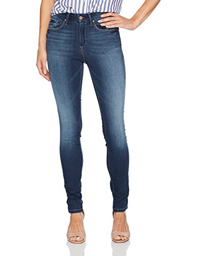 Jessica Simpson Women's Curvy High Rise Skinny Jeans, Rodeo, 25