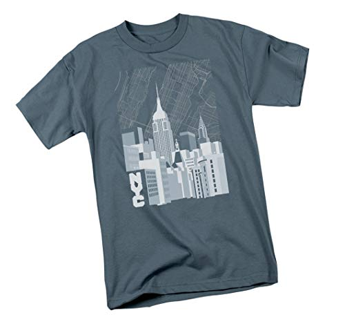 Officially-Licensed New York City, Monochrome, Youth T-Shirt, Youth (New York Youth T-shirt)