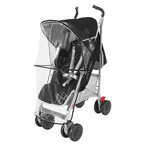 Maclaren Techno XT Stroller, Black/Silver by Maclaren (Image #4)