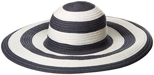 Columbia Women's Sun Ridge II Hat, Collegiate Navy/White, Small/Medium