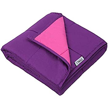 Amazon Com Sonno Zona Weighted Blanket 15 Lbs Weighted