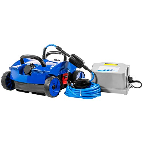 Best Above Ground Pool Robot - XtremepowerUS Premium Robotic Above/In-Ground Pool Vacuum