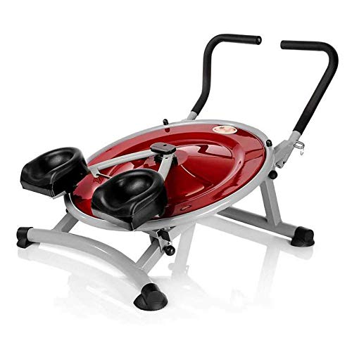 Taltintoo20 Machine Fitness Exercise Pro Home Ab Circle Core and Abs Gym & DVD AB Circle (Renewed)