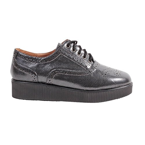Wanted Bradford Creeper Fond Détaillant Gris Oxford