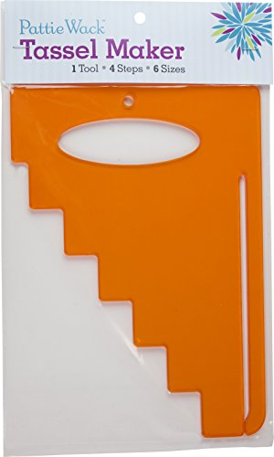 Pattiewack Designs Tassel Maker, 10.5'' by 7.5'' by Pattiewack Designs