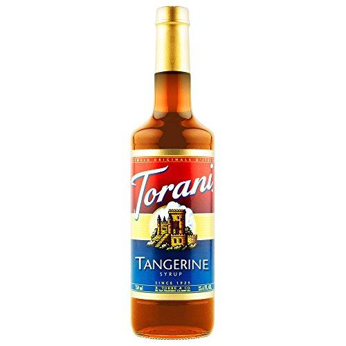 R. Torre & Company Mandarin Orange Drink Syrup, 750mL (03-0098) Category: Drink Syrups
