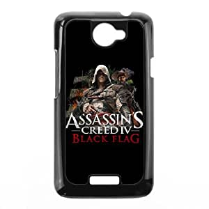 Classic Case Assassin's Creed pattern design For HTC ONE X Phone Case