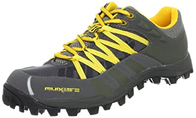 Inov-8 Men's Mudclaw 333 Fell Racer,Slate/Yellow,13.5 M US