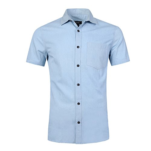 Ruffle Front Belted Shirt Dress - 6