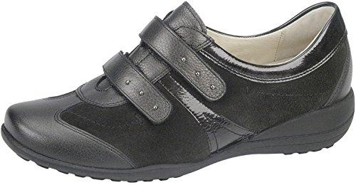 846 K Zapatos Moro de Ancho se 601311 Intercambiable ufer Waldl 37 Extra Katja Gr Pizarra de 42 oras K 732 Velcro Marr Anchura HvqPXq