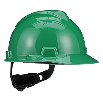 MSA seguridad V-Gard tapa protectora con FAS-TRAC Suspensión, estándar, estándar
