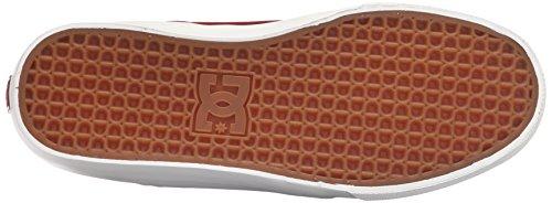 Burgundy Wes White Kremer Grey Shoe D Skate M US Black Men's DC aU4qAA