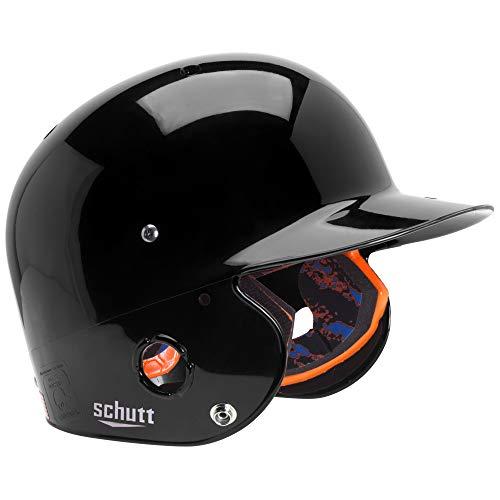 Schutt Sports AiR Pro 5.6 Softball Batter's Helmet, Black, Medium