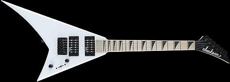 Jackson Rhoads RR-M Minion JS1X SWHT · Guitarra eléctrica: Amazon ...
