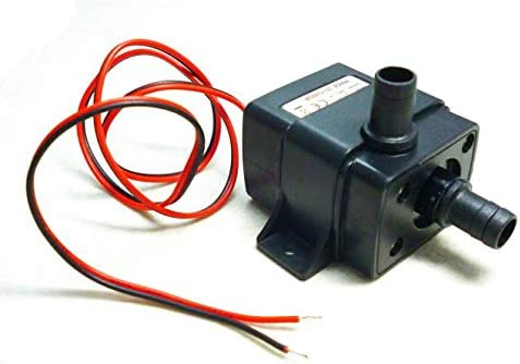 Ultra-quiet DC 12V 3M 240L//H Brushless Submersible Water Pump Tool