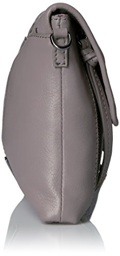 With Mini Studs Gunmetal Grey Convertible Reed French Studded Handbags Kooba Crossbody fwcC8gqU