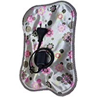 Aryshaa Electric Heating Bag Hot Gel Bottle Pouch Massager (Assorted Design & Color)