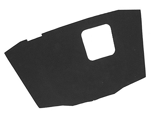 Mercedes W-123 Engine Lid Liner by OE (Mercedes 300td)