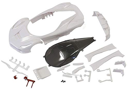 La Ferrari White Body Set (unpainted) MZN157 by KYOSYO