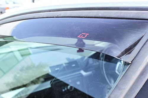 Tinted Easy to Fit G3 19.293-1467 Only for the 5 Doors Model Pair of Front Wind Deflectors G3 19.293
