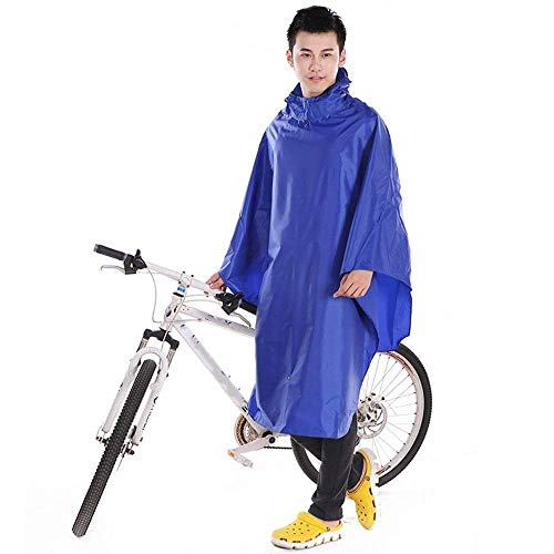 Pluie Manteau Cape Capuchon Basic A Perméable Grande À Mode Taille Uni Elégante Large Outdoor Imperméable Vetement Poncho De L'air Adulte Manche 6wU7qYUn8