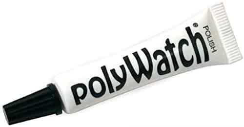 Polywatch Poly Watch Plastic Crystal Glass Polish & Scratch Remover Repair Tool