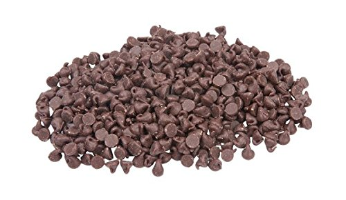 Callebaut 1,000 count/ Lb Semi-Sweet Chocolate Chips (Soft Bake) 45% Total Cocoa 26% Total Fat natural flavor Non GM 30 Lb by Callebaut