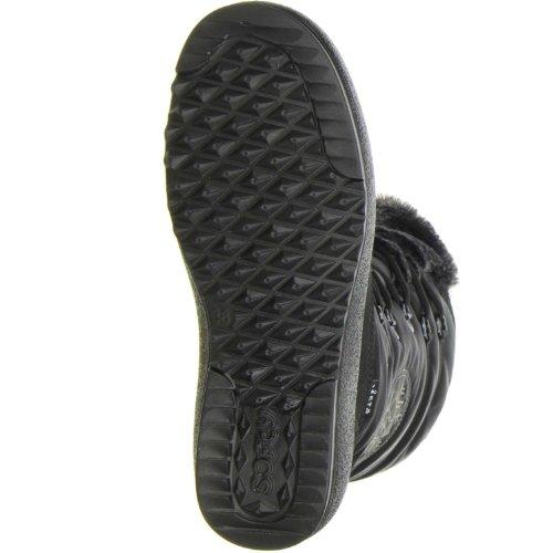 Vista 11-00407 Schwarz - Botas De Nieve de material sintético mujer negro - negro