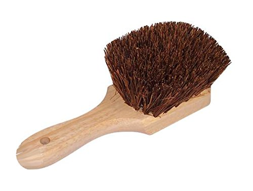 HUB City Industries 14-S Fender Brushes Palmyra Natural Fender Brush 8 Handle 8 and 20 Handle Length