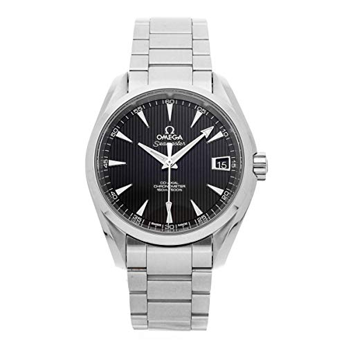 Omega Seamaster Mechanical (Automatic) Black Dial Mens Watch 231.10.39.21.01.001 (Certified Pre-Owned)