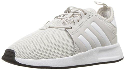 - adidas Originals Baby X_PLR EL Running Shoe, Grey White, 6K M US Toddler