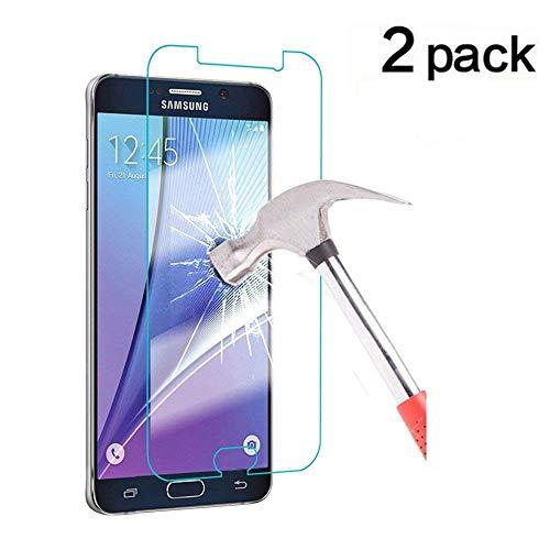Samsung Galaxy Express 3 Tempered Glass Screen Protector, [ 2 Pack ] Asstar 0.3mm 9H Hardness 2.5D Anti-Scratch, Anti-Fingerprint, Bubble Free, Lifetime Replacement Warranty (2 - Chanel Belt Men