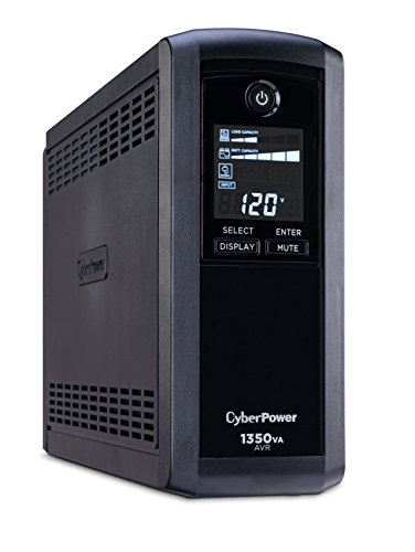 Build My PC, PC Builder, CyberPower CP1350AVRLCD
