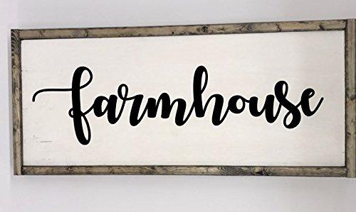 Farmhouse Framed - 4