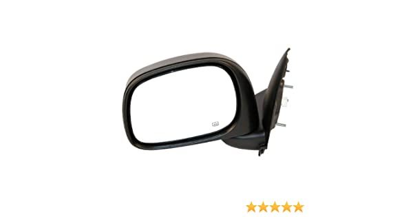 New Mirror Heated for Ram Truck Left Hand Side Driver LH CH1320215 55077925AD