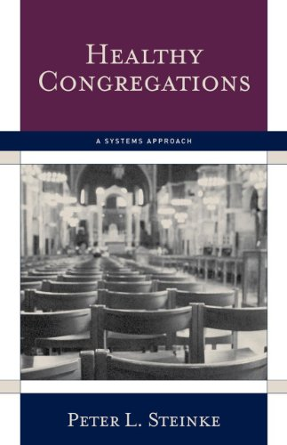 Healthy Congregations: A Systems Approach [Peter L. Steinke] (Tapa Blanda)