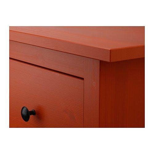 Ikea Kitchen Accessories Uae: Ikea 8-drawer Dresser, Red-brown 428.8829.3010