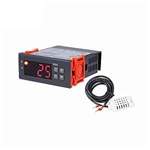 Terowa MH13001 AC110V Digital Air Humidity Controller 1%RH - 99%RH