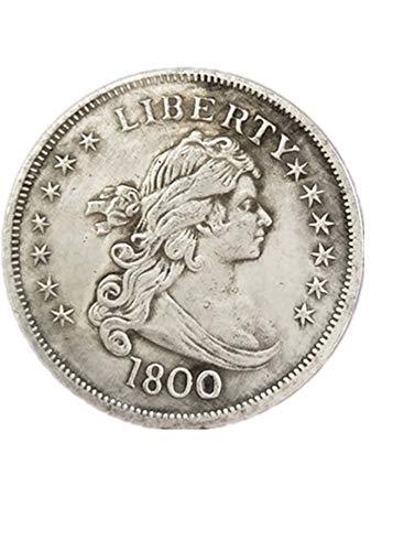 US 1800 Morgan Silver Coin Commemorative - Very Nice Coin Dollar Morgan