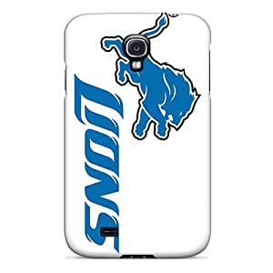 High Quality Ors4265MKBX Detroit Lions Tpu Case For Galaxy S4