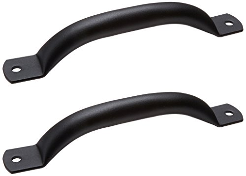 Warrior Products 90756 Black Powder Coated Replacement Door Handle for Jeep CJ 80-86
