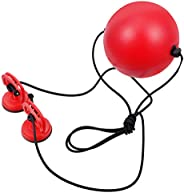BESPORTBLE Boxing Speed Ball Punching Bag Double End Ball with Pump for Boxing Training Gym Agility
