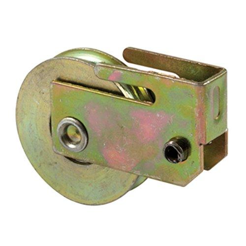 - CRL Sliding Glass Door Roller with 1-1/2 Steel Wheel 1/2