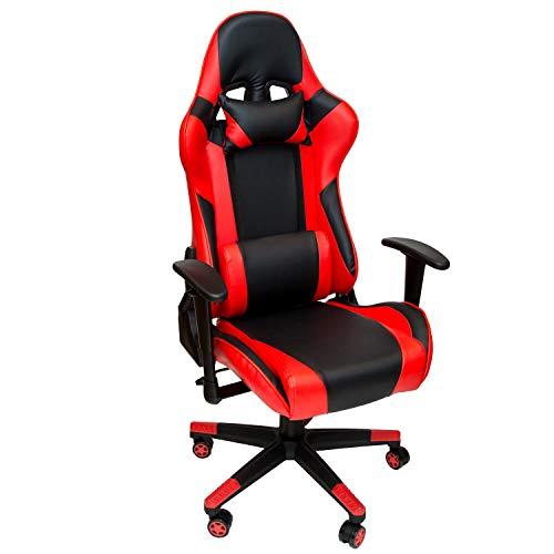 Sleekform Ergonomic Gaming Chair   Large   Stylish, Racing Style, High Back  Office