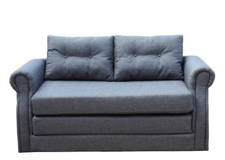 Amazon.com: Sofa Bed Couches Sleeper Sofas-Dark Gray Fabric ...
