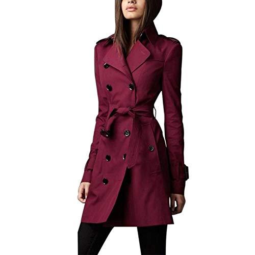 CHANGYUGE Autumn Fashion Women Trench Coat